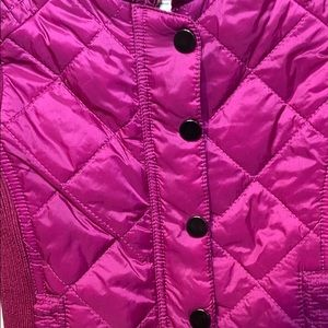 Guess Jackets & Coats - Guess toddler Girl  winter coat purple size 3T